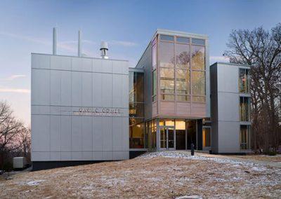 Columbia University Geo Chemistry Building